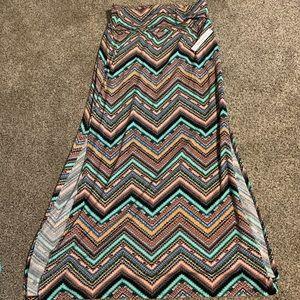 Maxi Skirt-Large